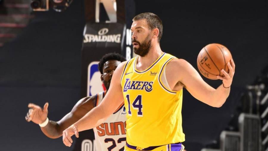 Marc Gasol será traspasado de Lakers a Grizzlies
