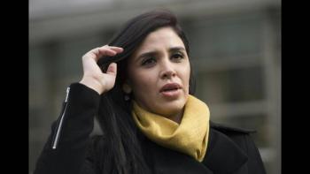 """Juez de EEUU pospone a noviembre sentencia de Emma Coronel, esposa del """"Chapo"""" Guzmán"""