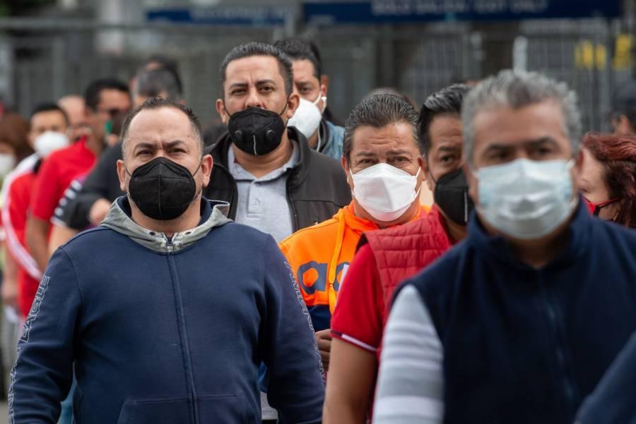 En las últimas 24 horas, en México se registran 12,511 nuevos casos y 675 muertes más por Covid-19