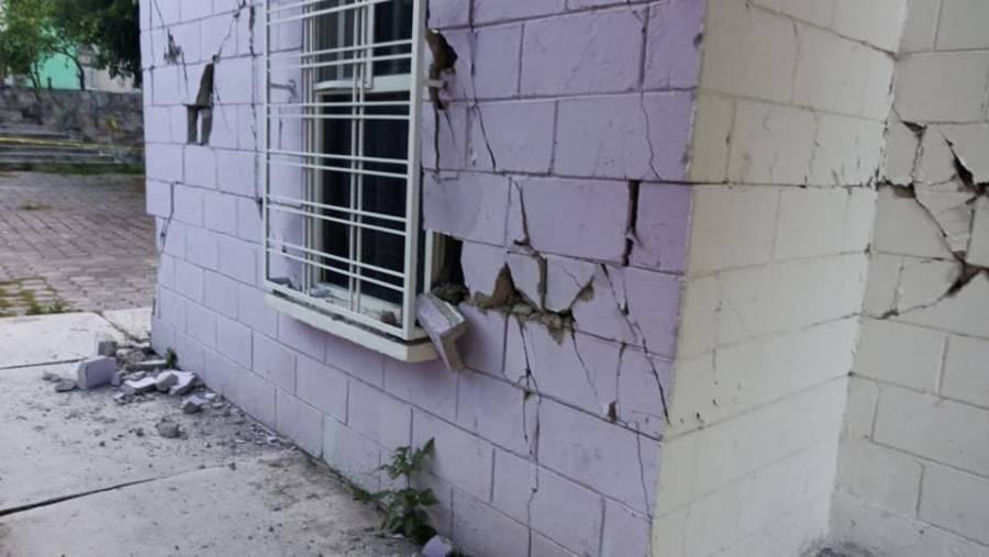 Guerrero reporta más de 15 mil damnificados por sismo de 7.1 grados