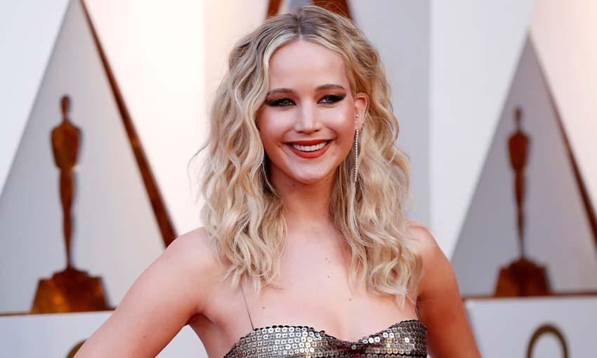 Jennifer Lawrence ya espera a su primogénito