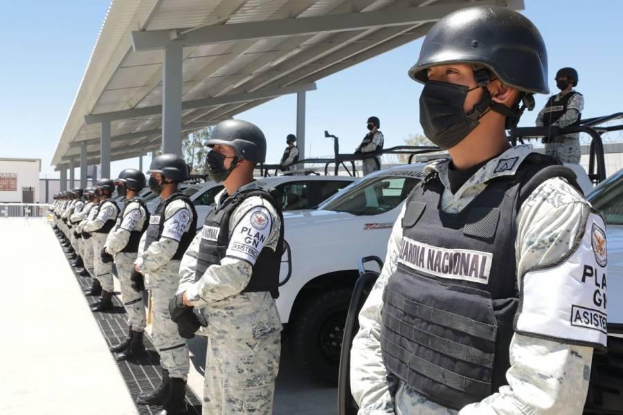 INAI instruye a la Guardia Nacional hacer públicos reportes sobre uso de la fuerza