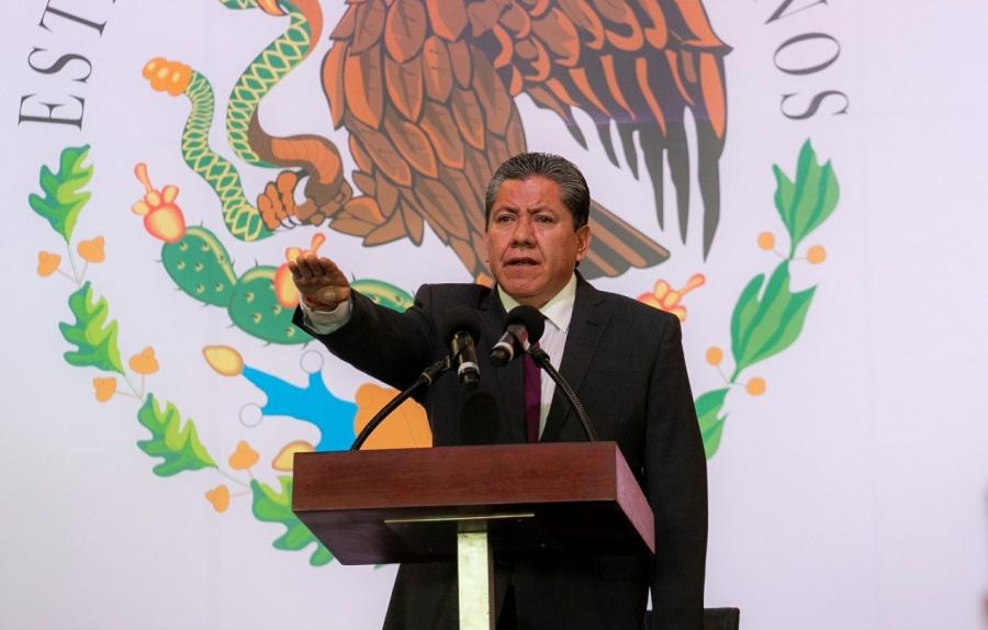 David Monreal rinde protesta como primer gobernador de Morena en Zacatecas