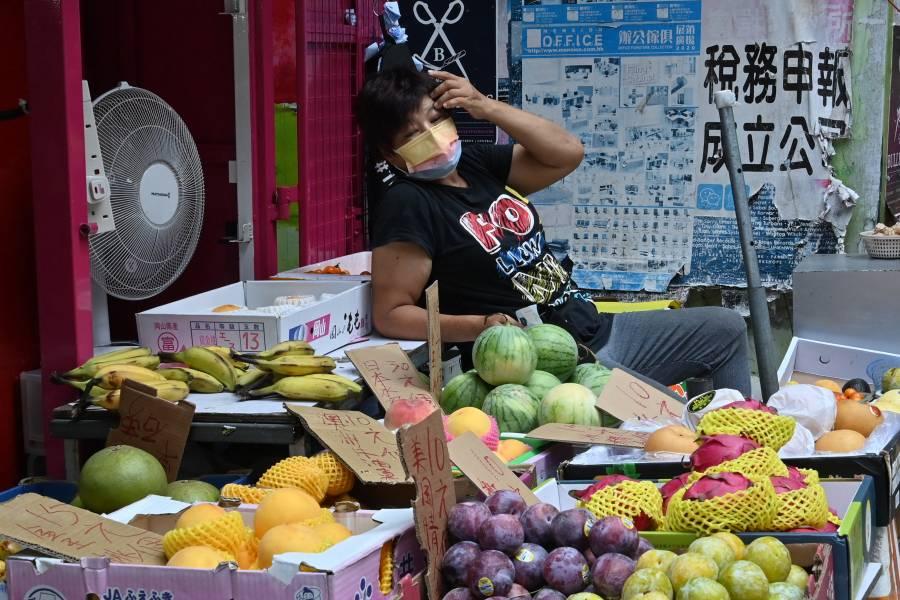 Ponen en cuarentena a ciudad en China por brote de Covid