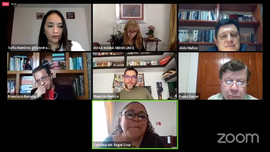 IECM concluye seminario virtual sobre balance de los comicios en México