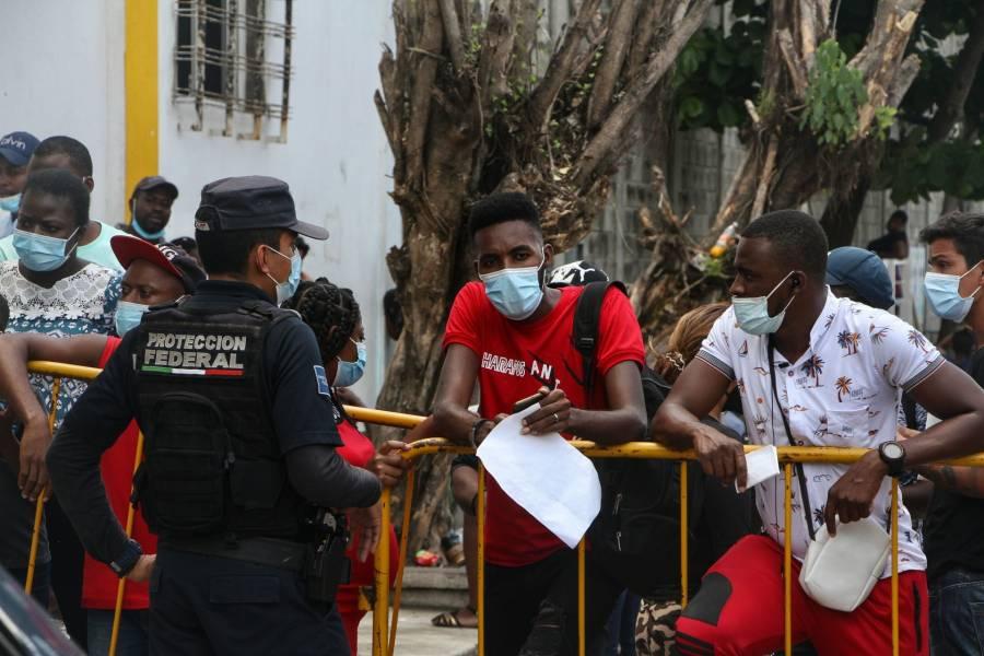 Prevén se rompa récord de solicitudes de refugio en el país