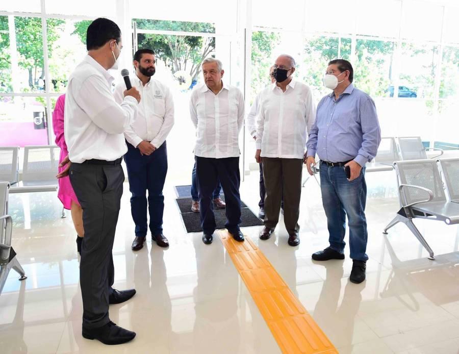 AMLO informa sobre nuevo centro de rehabilitación en Tepic, Nayarit