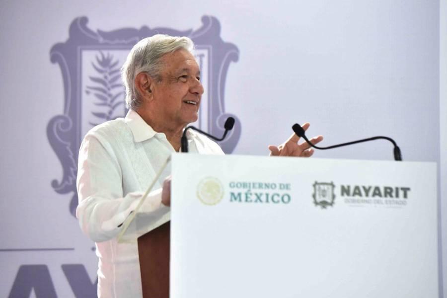 AMLO anuncia que al igual que el de Sinaloa, el de Nayarit se sumará a su gabinete al terminar su gestión estatal