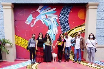 Inauguran corredor cultural en el Centro Histórico