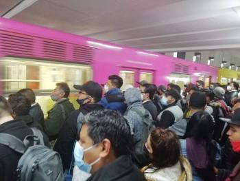 Historias en el metro: Claustrofobia