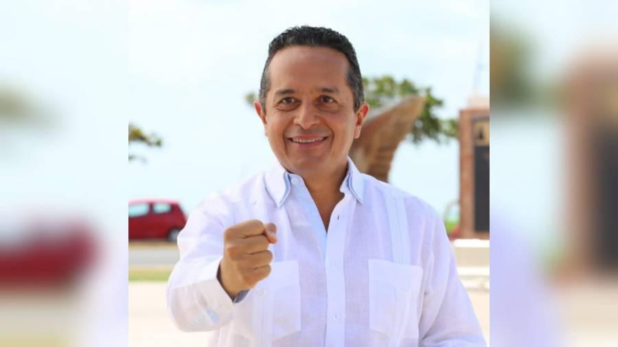 Quintana Roo avanza en recuperación de paz y tranquilidad: Carlos Joaquín González