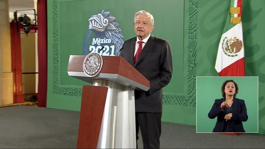 """""""Ya no hay corrupción en la CRE"""", asegura AMLO"""