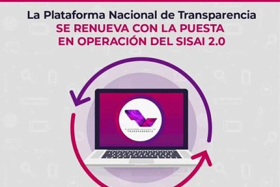 INAI da inicio al SISAI 2.0, nuevo sistema de acceso a la información