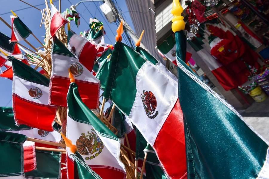 ¿Cuánto gastan los mexicanos en los festejos del mes patrio?