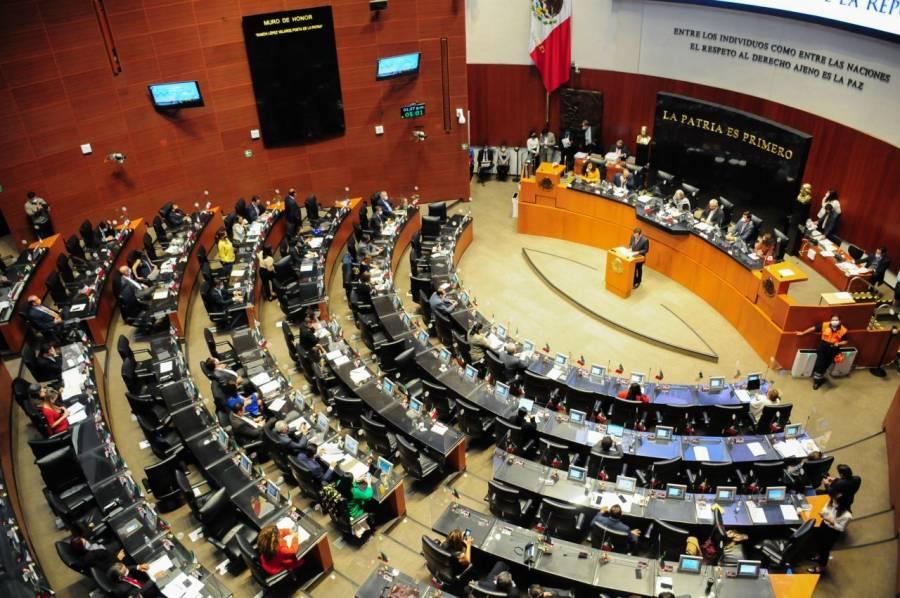 Senado aprueba con modificaciones ley de juicio político