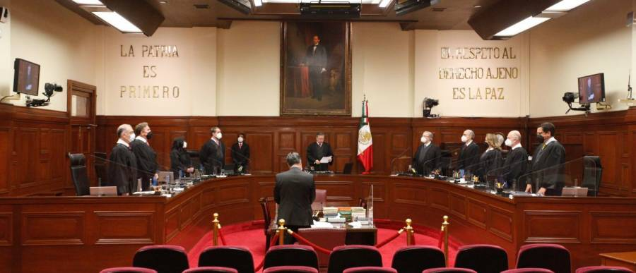 SCJN avaló el derecho de la objeción de conciencia