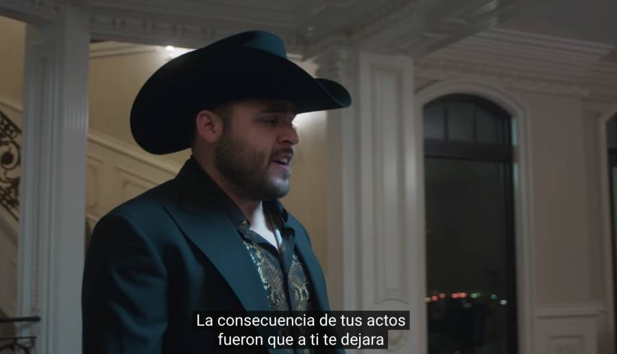 """Gerardo Ortiz lanza video oficial de """"Y a mí que me queda"""" filmado en Los Ángeles"""
