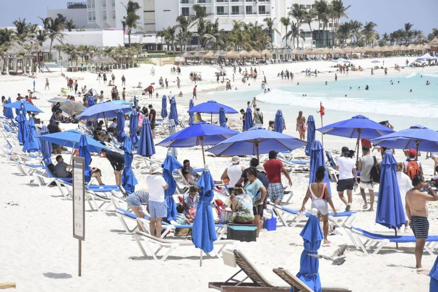 Registró caribe mexicano 54% de ocupación durante vacaciones de verano: AHRM