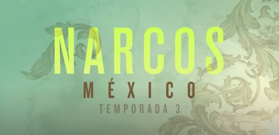 """Netflix lanza tráiler de la tercera y última temporada de """"Narcos: México"""""""