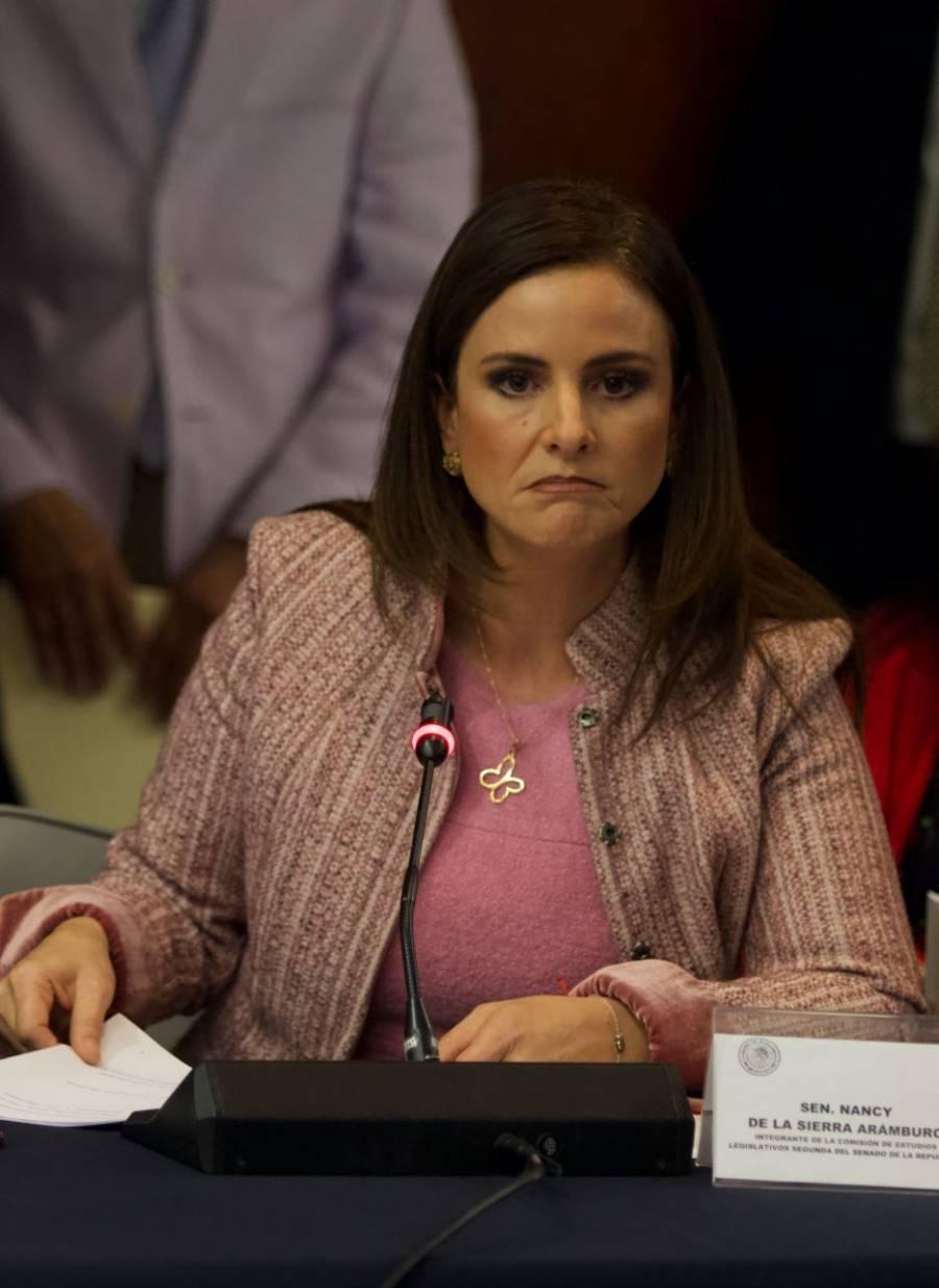 Senadora del PT carga contra Pemex; la tacha de ineficiente