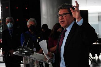 Defiende Monreal invitación de AMLO a gobernadores del PRI y PAN al gobierno