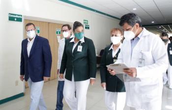 IMSS revela cifras sobre la 7a Jornada Nacional de Recuperación de Servicios