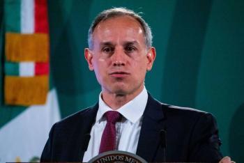 """""""No renunciaré; AMLO respalda mi actuar"""": Hugo López-Gatell"""