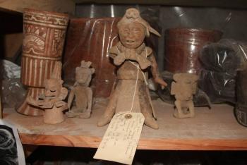 Gobierno de México denuncia a casa de subastas alemana por venta de piezas prehispánicas