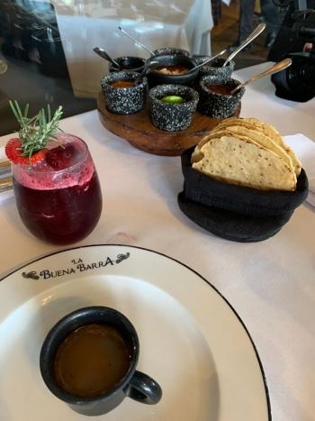 Compartir, comer bien y convivir, ve a La Buena Barra