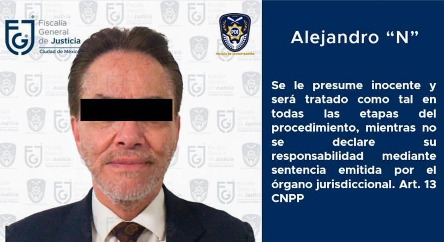 Vinculan a proceso por fraude a Alejandro del Valle, accionista de Interjet