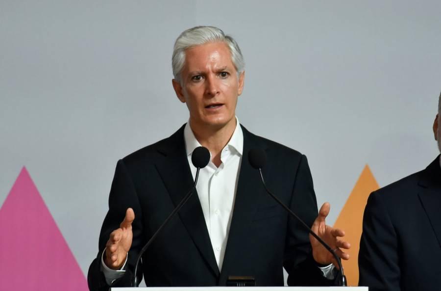 Alfredo Del Mazo enviará su Cuarto Informe de Gobierno a la Legislatura el 20 de septiembre