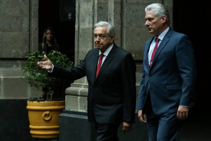 Presidente cubano invitado especial en festejos de la Independencia