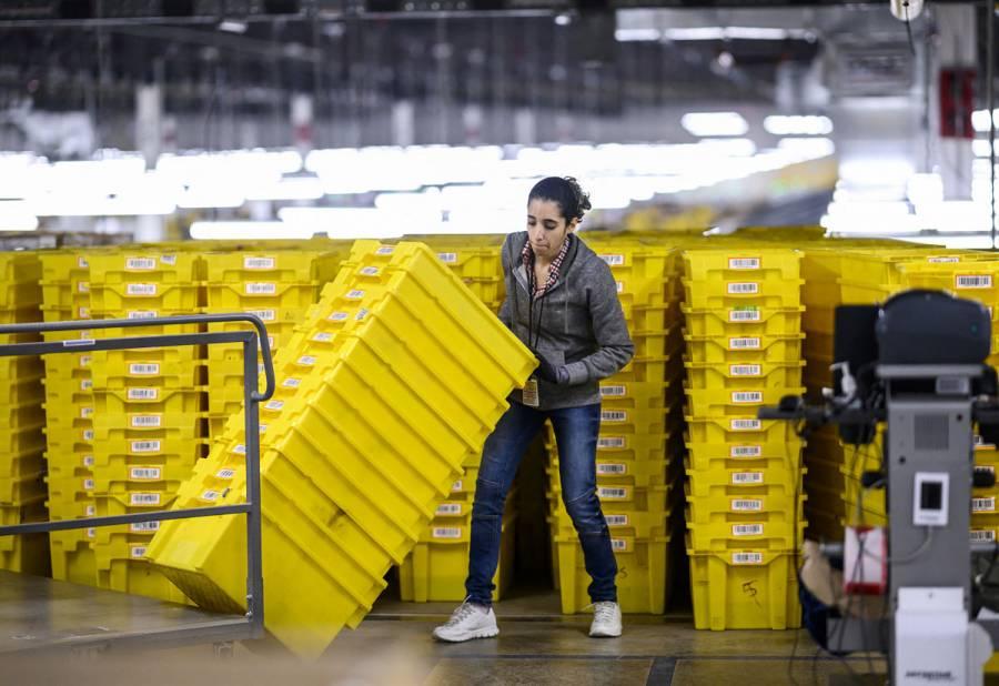 Amazon abre 125 mil puestos de trabajo para logística en EEUU