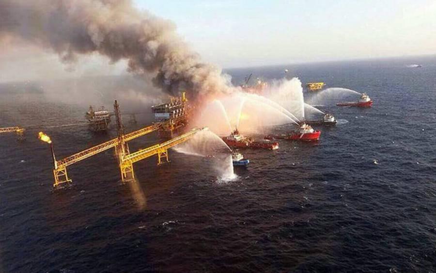 Incendio en plataforma de Pemex fue catalizador para aumento de precios: OPEP