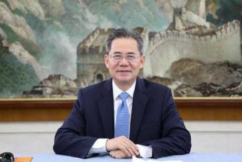 Parlamento británico prohíbe el acceso a embajador chino