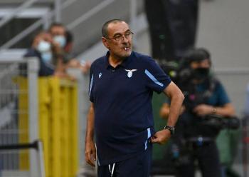 Dos partidos de suspensión para Maurizio Sarri por amenazar a un jugador del Milán