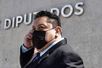 Cámara de Diputados desecha juicio de desafuero contra fiscal de Morelos
