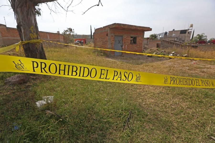 Localizan 10 cuerpos dentro de inmueble en Zacatecas