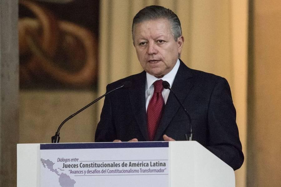 La fuerza nacional está en la unidad, solidaridad y respeto: Arturo Zaldívar