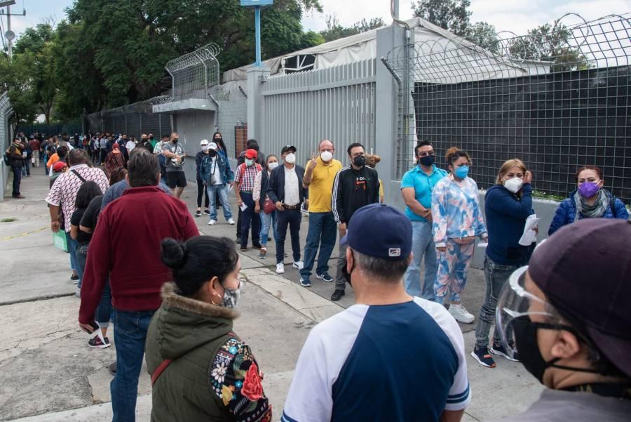 """Previo al """"Grito"""", México registra más de 13 mil contagios de Covid"""
