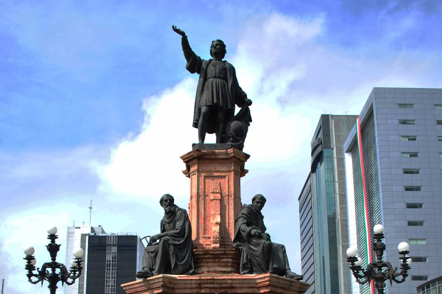 Parque América será la nueva casa de la estatua de Colón