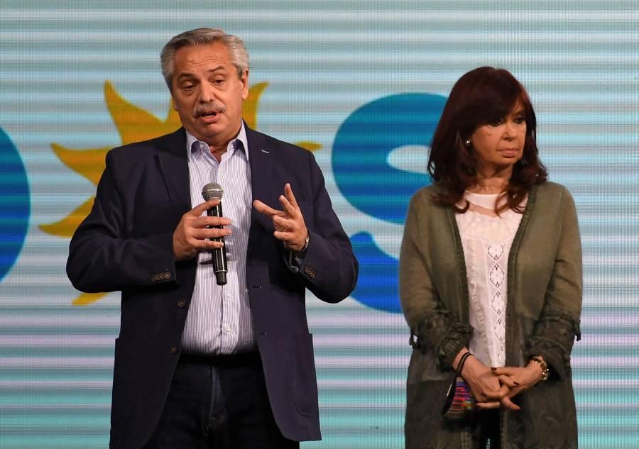 Derrota electoral provoca la renuncia de cinco ministros de Alberto Fernández