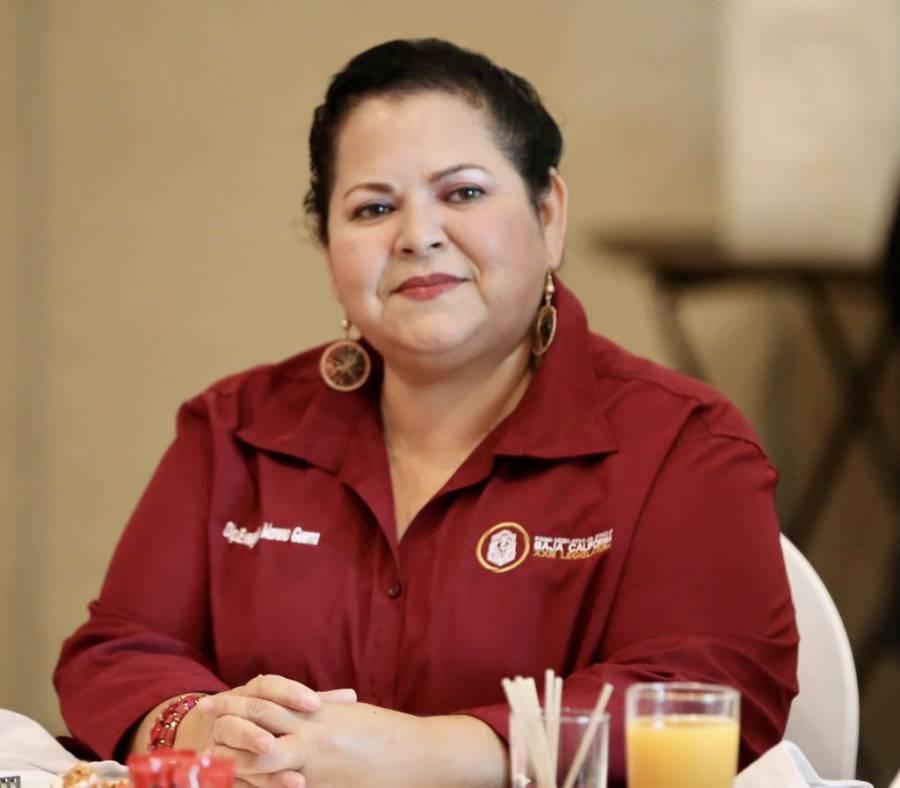 Abatir la inseguridad, prioridad de la diputada Evangelina Moreno y la SSPYPC