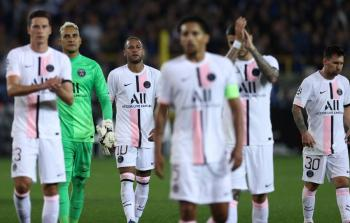 Lionel Messi debuta como titular; PSG empata 1-1 ante Brujas