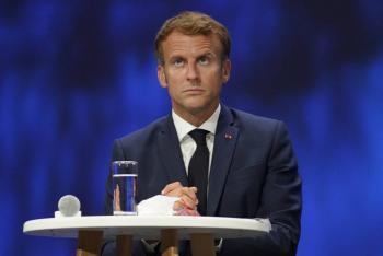 Anuncia Macron, la muerte del jefe del Estado Islámico en el Gran Sáhara