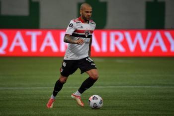 Dani Alves ofrecido a clubes de la Liga MX