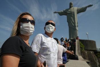Río de Janeiro ya exige pase sanitario para puntos turísticos