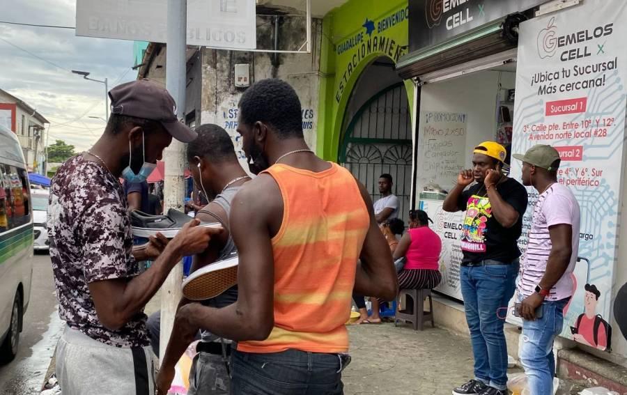Tapachula, una ciudad mexicana convertida en cárcel para miles de migrantes