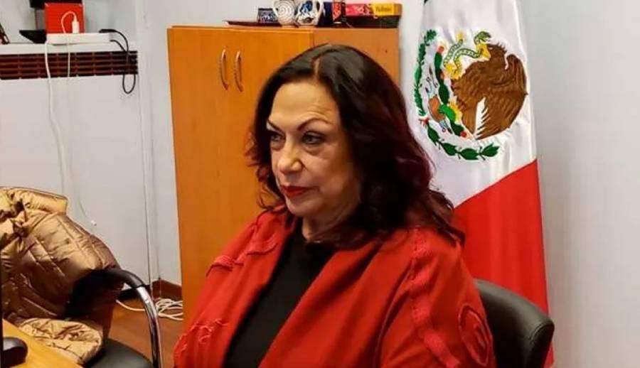 Isabel Arvide arremete en redes contra mujer que la increpó en Grito de Independencia