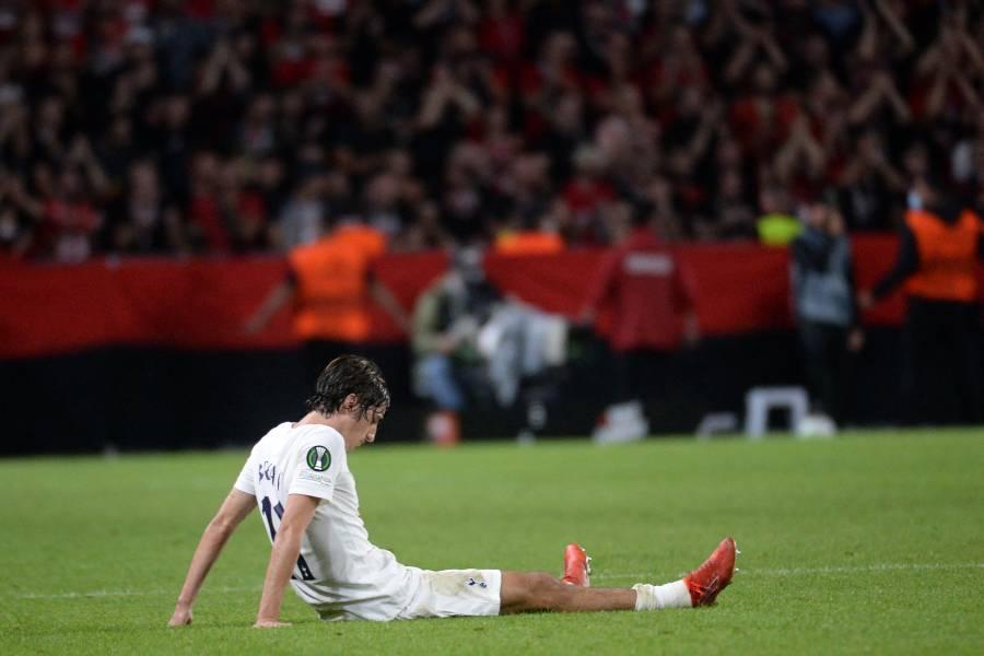 El subcampeón de Europa en 2019, Tottenham empató ante el Rennes